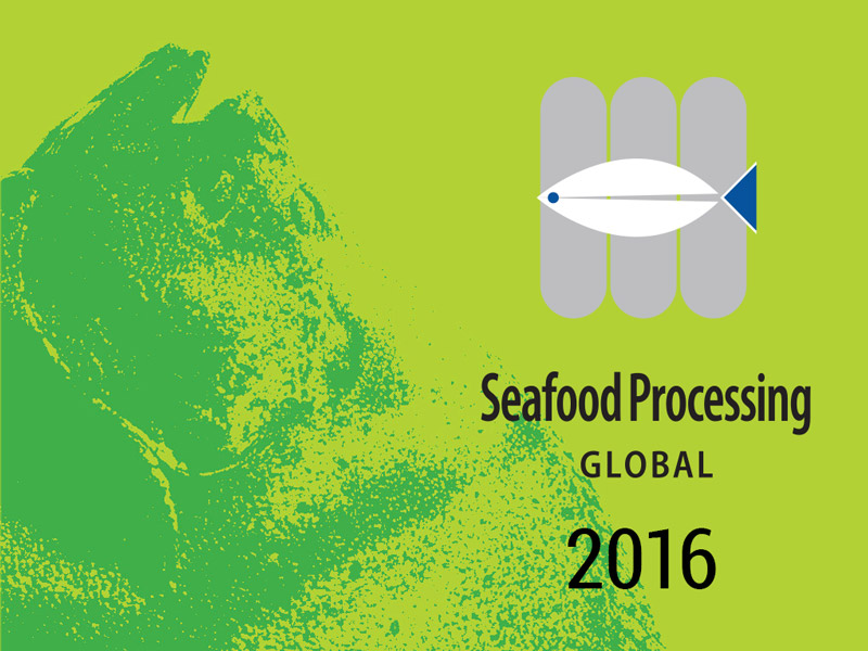 Seafood Processing Global 2016 poster